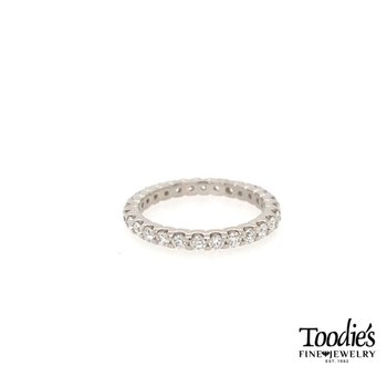 *Community Favorite* Classic Diamond Eternity Band