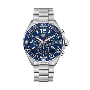 Formula 1 Quartz Chronograph with Blue Dial