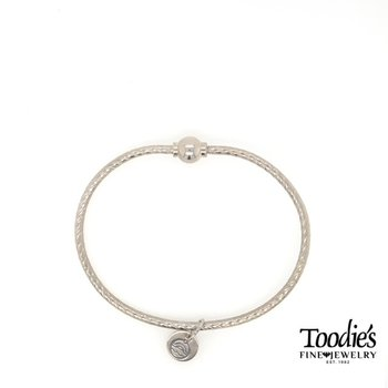 Cape Cod Twisted Ball Bracelet