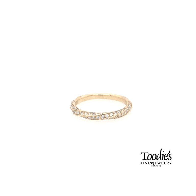 Toodie's Signature Fashion Double Row Twist Band