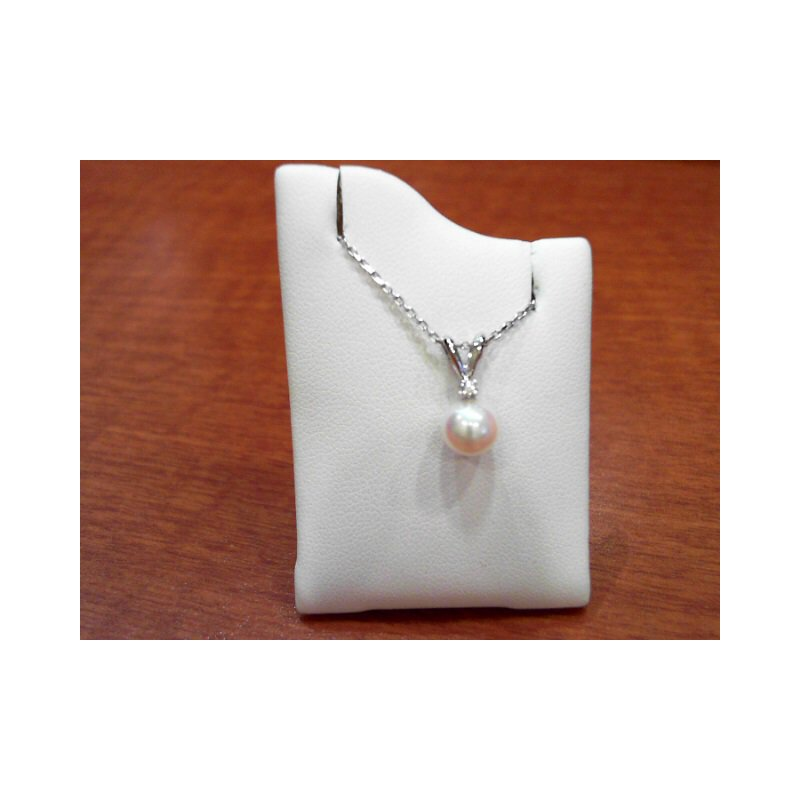 Toodie's Signature Fashion Pearl and Diamond Pendant