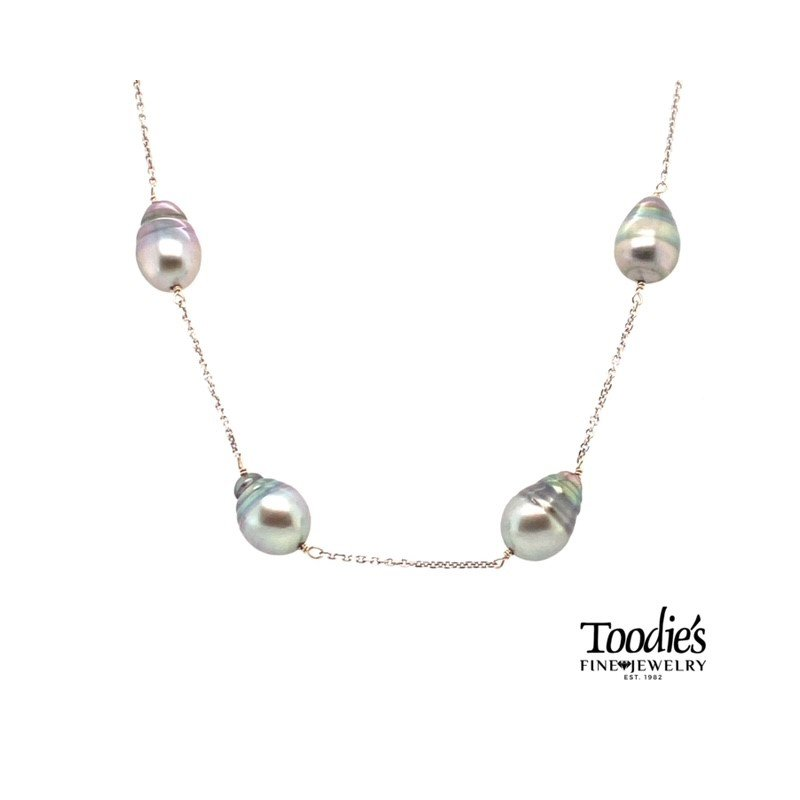 Toodie's Signature Fashion South Sea Pearl Necklace