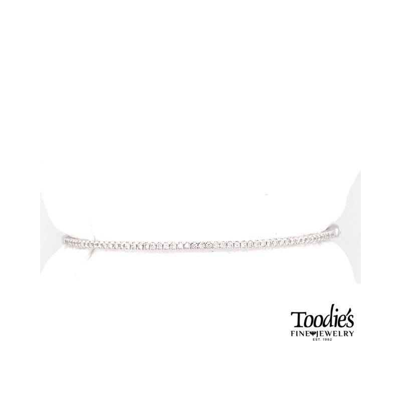 Toodie's Signature Fashion Classic Diamond Bangle Bracelet