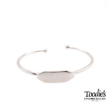 Engraveable Baby Bracelet