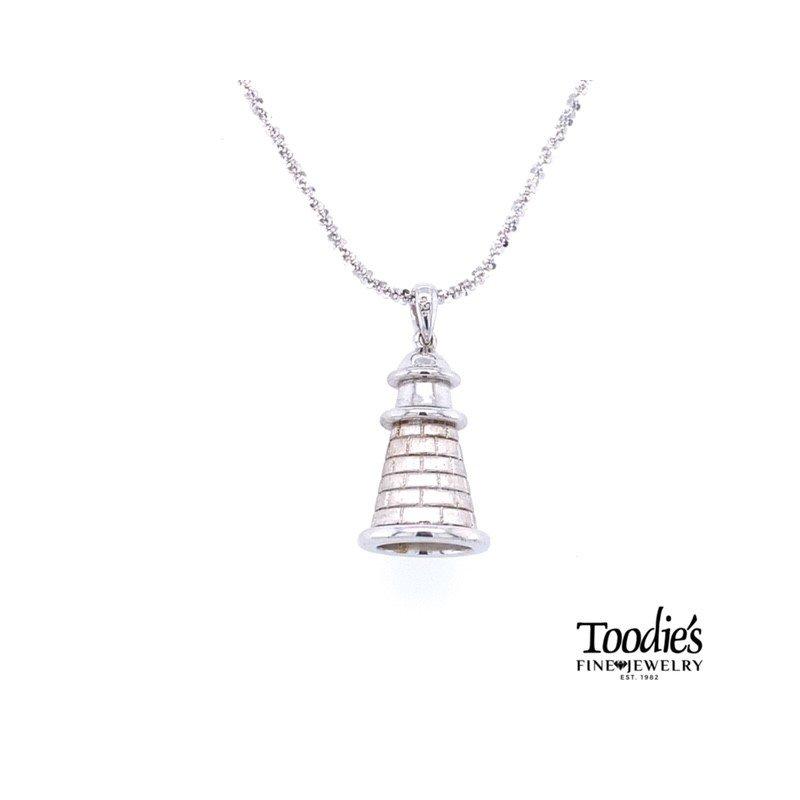 Penny James Jewelry Lighthouse Necklace