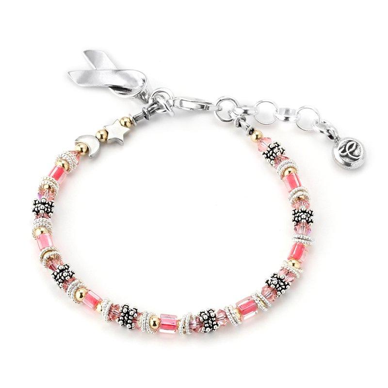 Elisa Ilana Breast Cancer Awareness Bracelet
