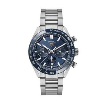 TAG Heuer Carrera Chronograph 43mm Auto Watch