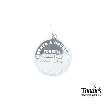 Lola Mother & Daughter Charm