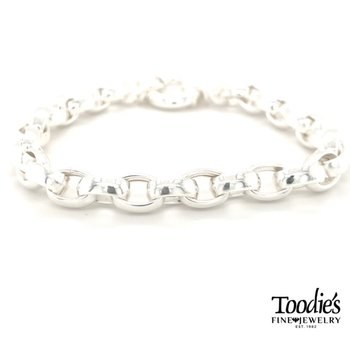 "8"" Signature Rolo Style Bracelet"