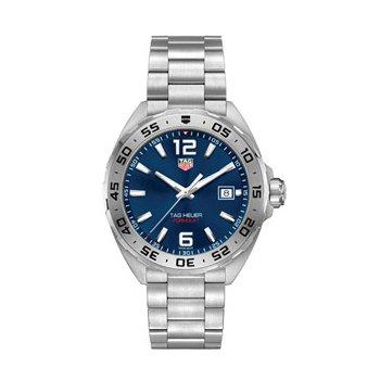 Formula 1 Quartz Watch with Blue Dial