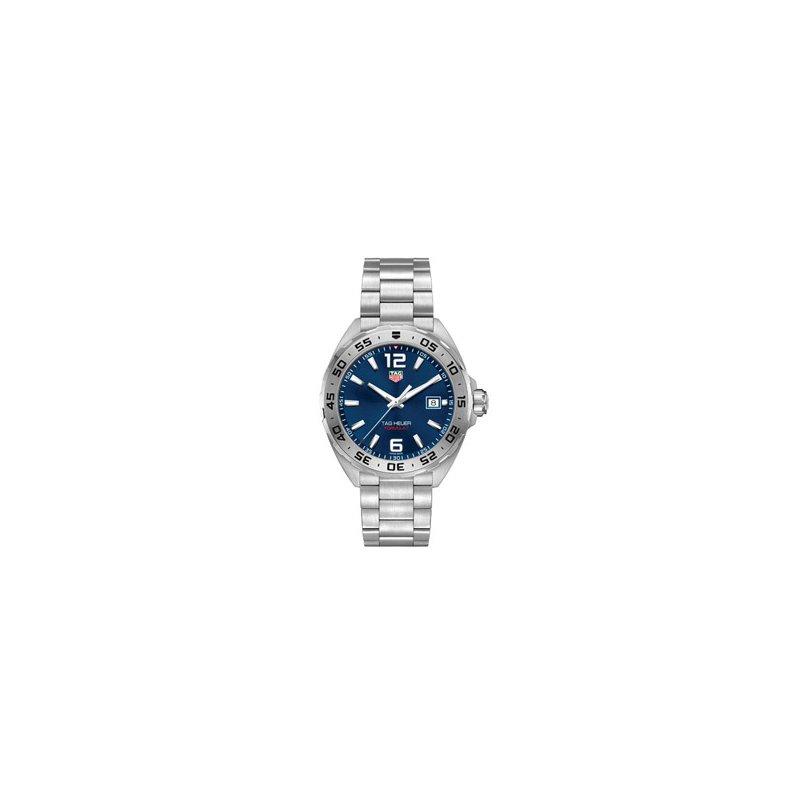 TAG Heuer Formula 1 Quartz Watch with Blue Dial