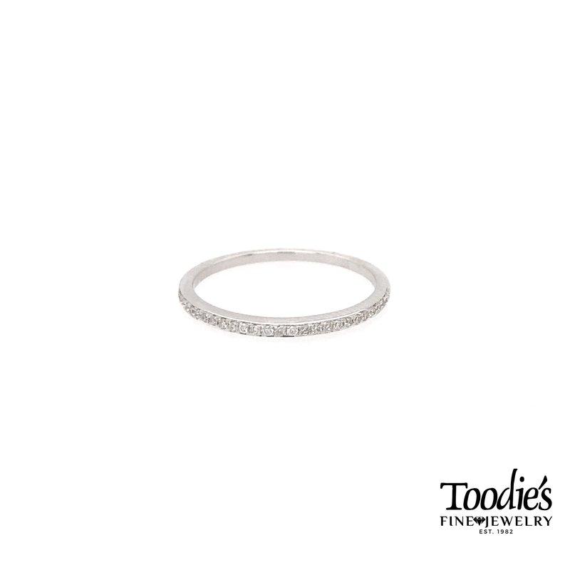 Toodie's Signature Fashion Diamond Prong Set Wedding Band