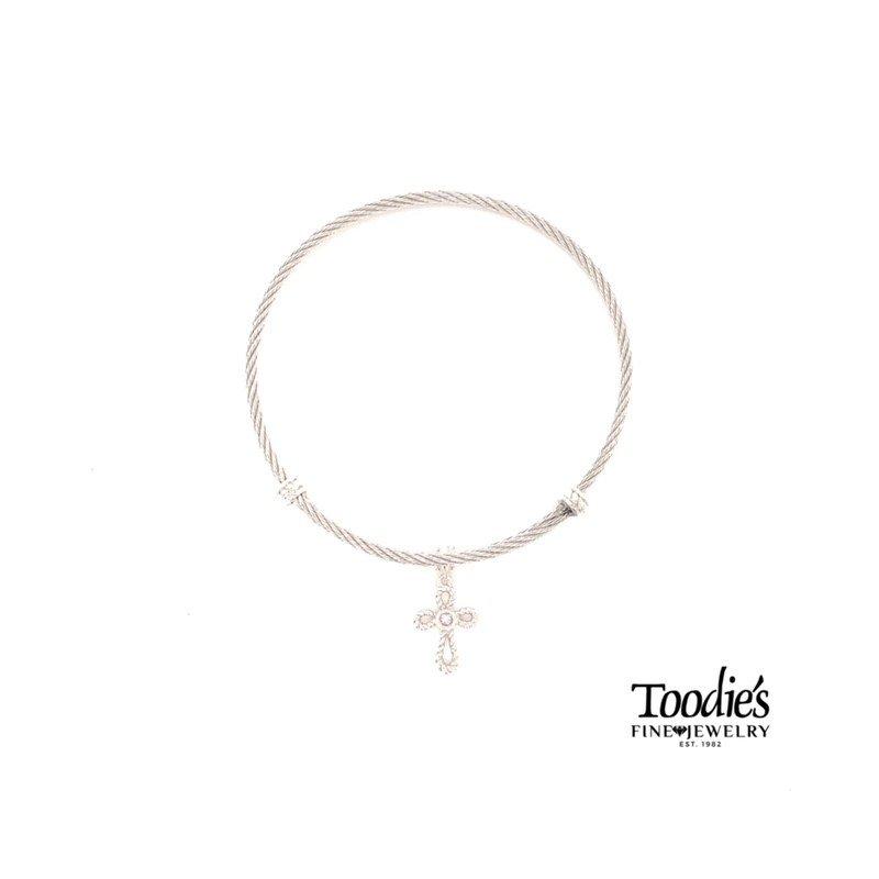 Gabriel Fashion Cross Bracelet