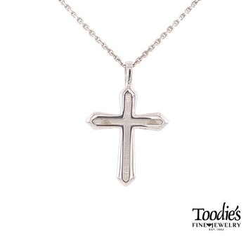 Flair Style Cross Necklace