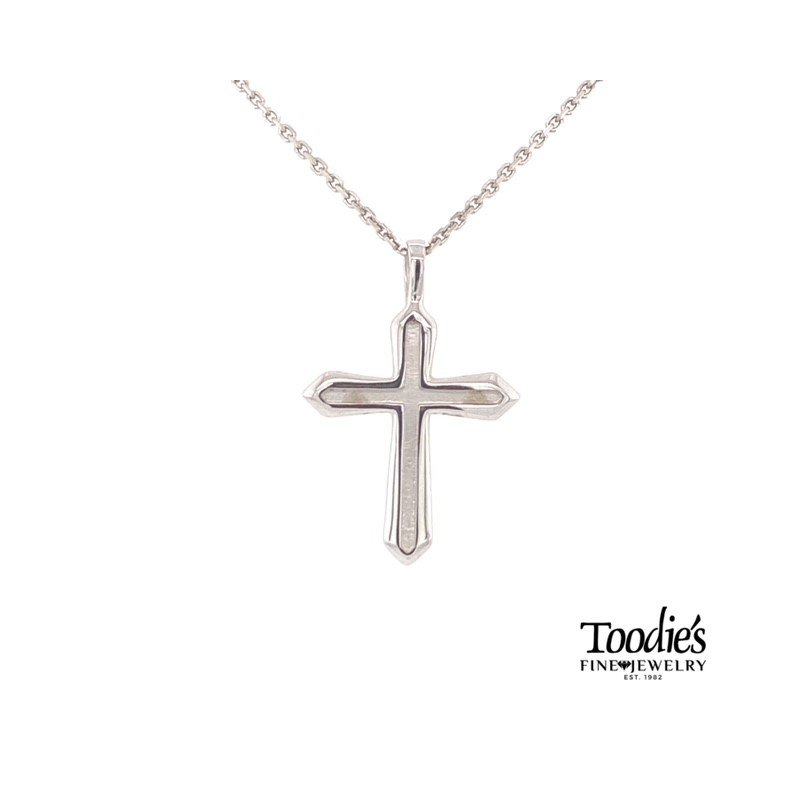 Toodie's Signature Fashion Flair Style Cross Necklace