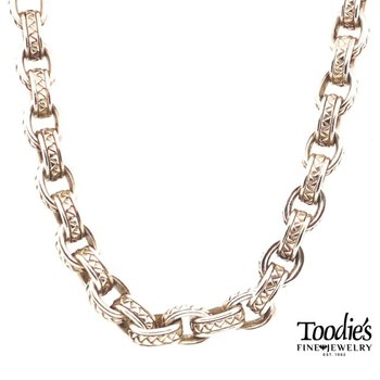 Scott Kay Signature Link Chain