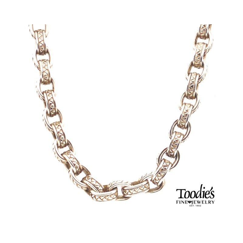 Toodie's Signature Fashion Scott Kay Signature Link Chain