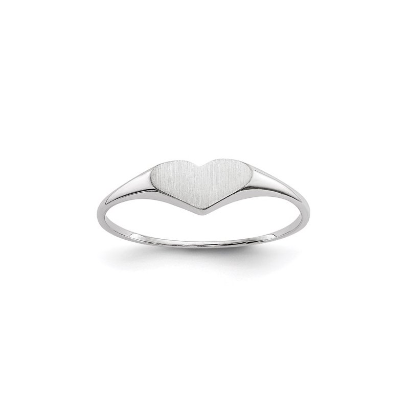 Toodie's Signature Fashion Heart Signet Ring