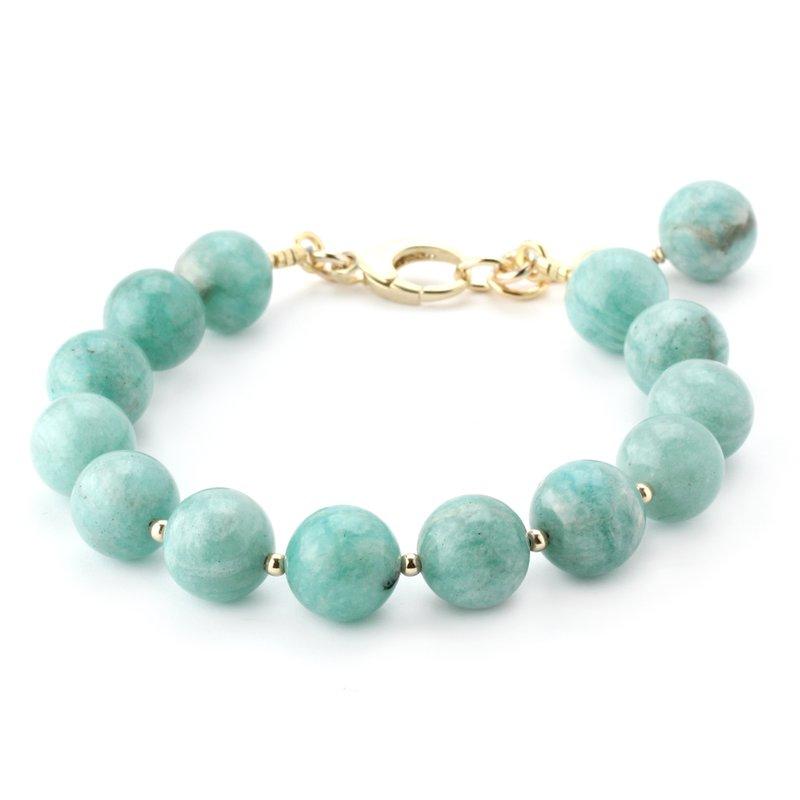 Elisa Ilana Amazonite Bracele