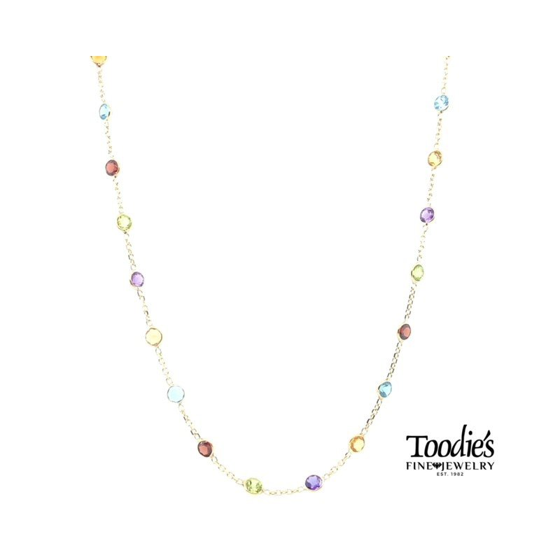 Toodie's Signature Fashion 14k Yellow Gold Semi Precious Stones by the Yard