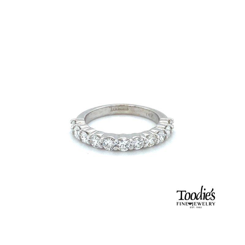 Toodie's Signature Fashion Shared Prong Diamond Band
