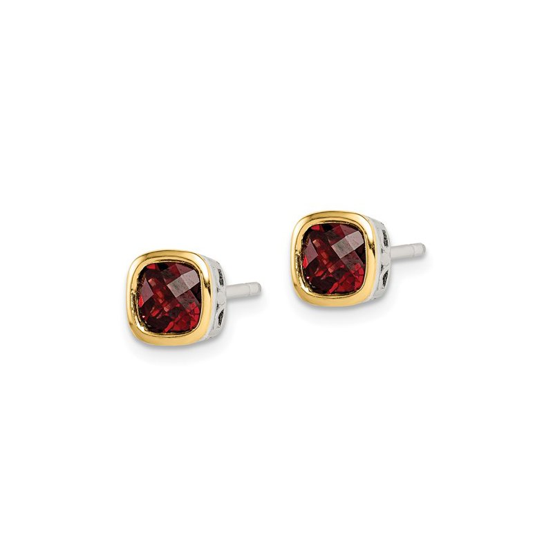 Toodie's Signature Fashion Garnet Earrings