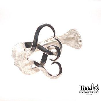 Antique Fork Bracelet