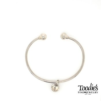 Cape Cod Double Open Ball Bracelet