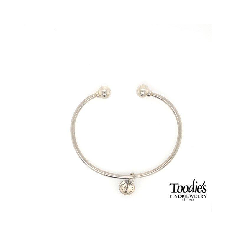 Cape Cod Jewelry by Lestage Cape Cod Double Open Ball Bracelet