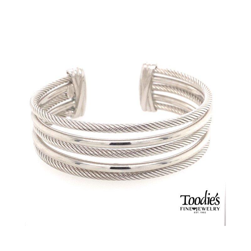 Phillip Gavriel Multi-Row Rope Bracelet