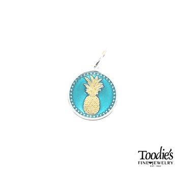 Lola Pineapple Charm