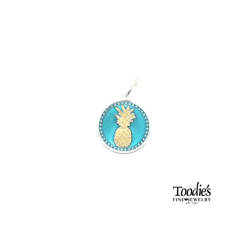 Lola & Company Lola Pineapple Charm