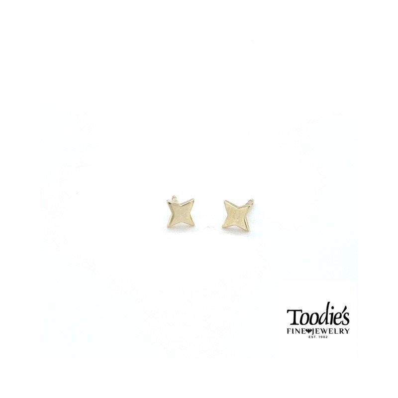 Toodie's Signature Fashion North Star Studded Earrings