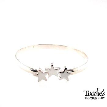 Triple Star Bracelet