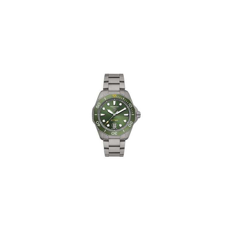 TAG Heuer *NEW RELEASE* Tag Heuer Aquaracer Green