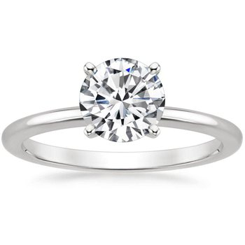 Toodie's Classic Solitaire Engagement Ring