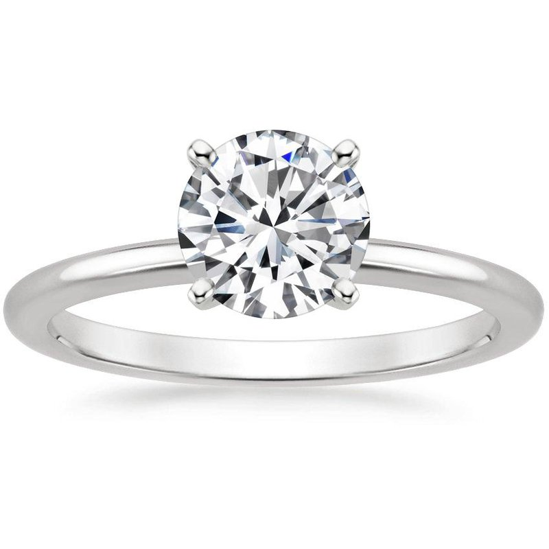 Toodie's Bridal Toodie's Classic Solitaire Engagement Ring