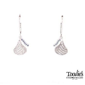 Hershey Kiss Earrings