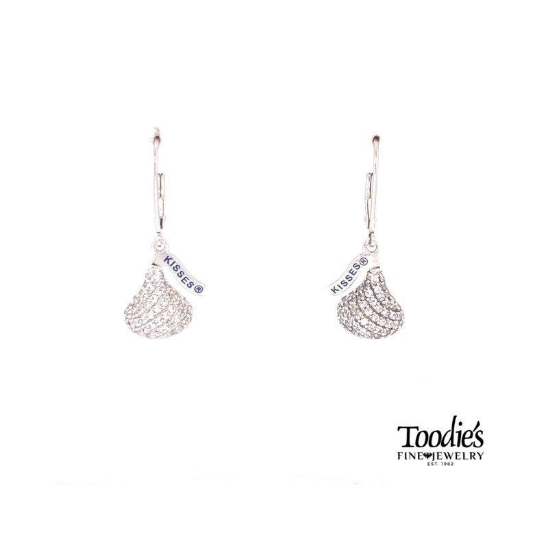 Toodie's Signature Fashion Hershey Kiss Earrings