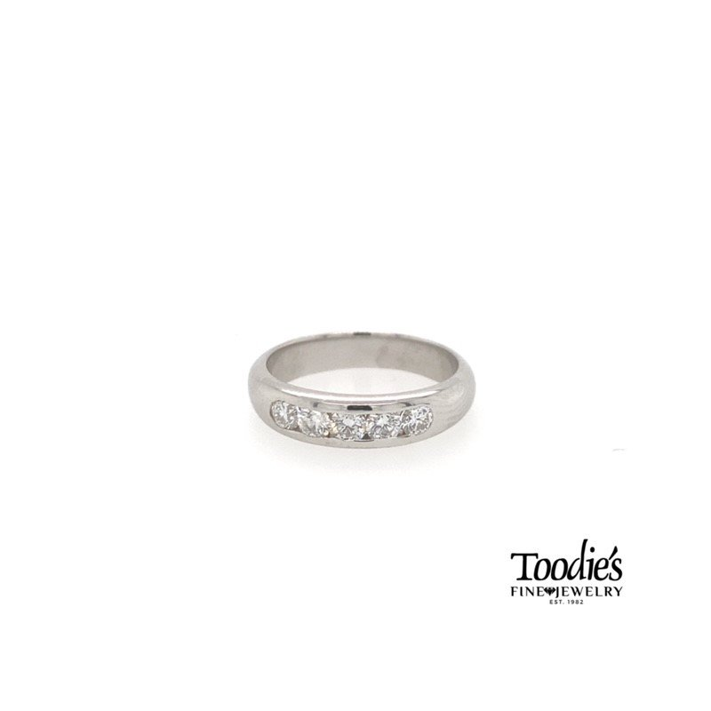 Toodie's Signature Fashion Five Stone Channel Band
