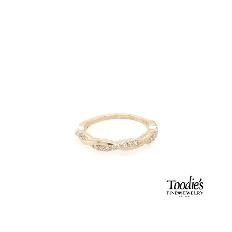 Toodie's Signature Fashion Diamond Twist Band