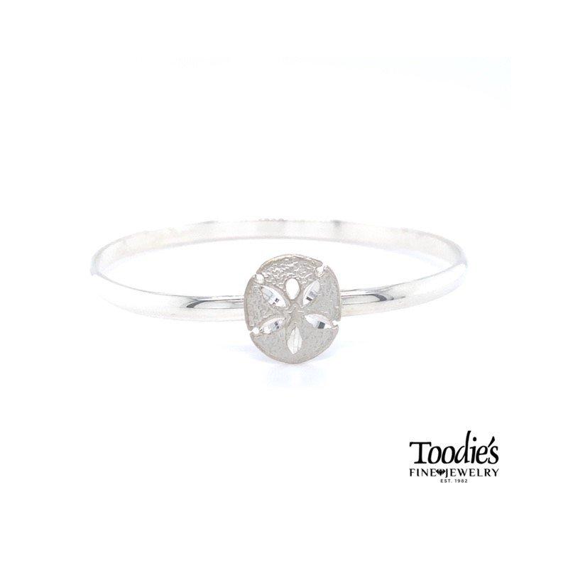 Toodie's Signature Fashion Sand Dollar Bracelet