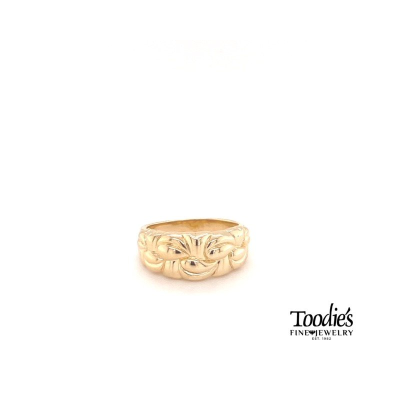 Toodie's Signature Fashion Floral Design Band