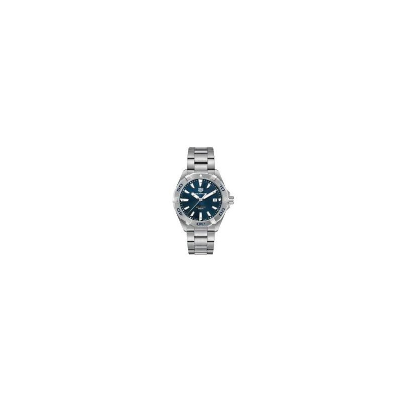 TAG Heuer Aquaracer Automatic Watch with Blue Dial