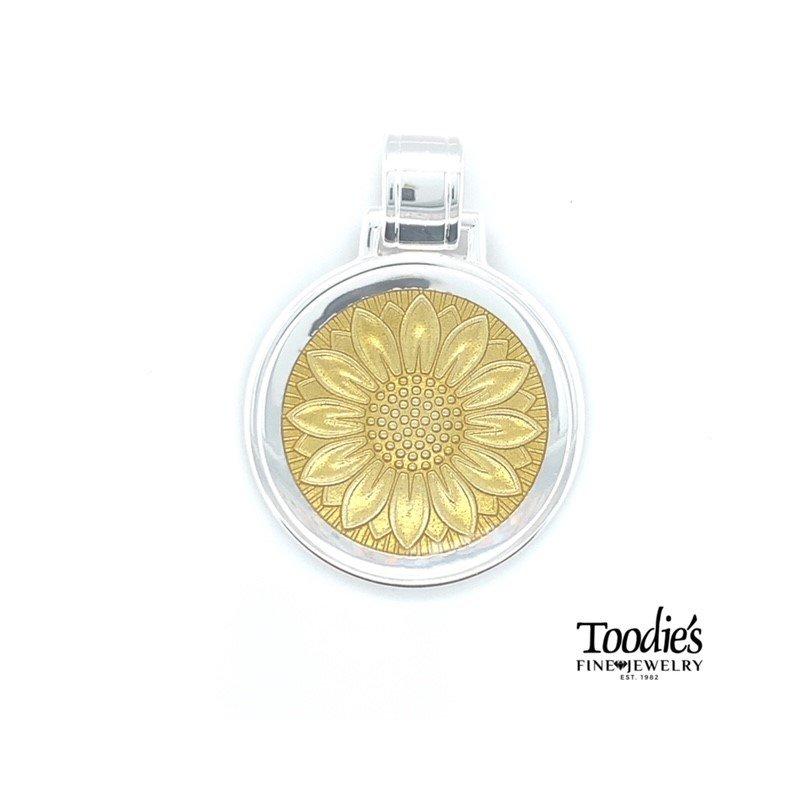 Lola & Company Lola Sunflower Charm