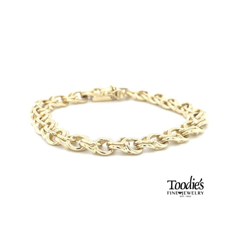 Toodie's Signature Fashion Charm Style Bracelet