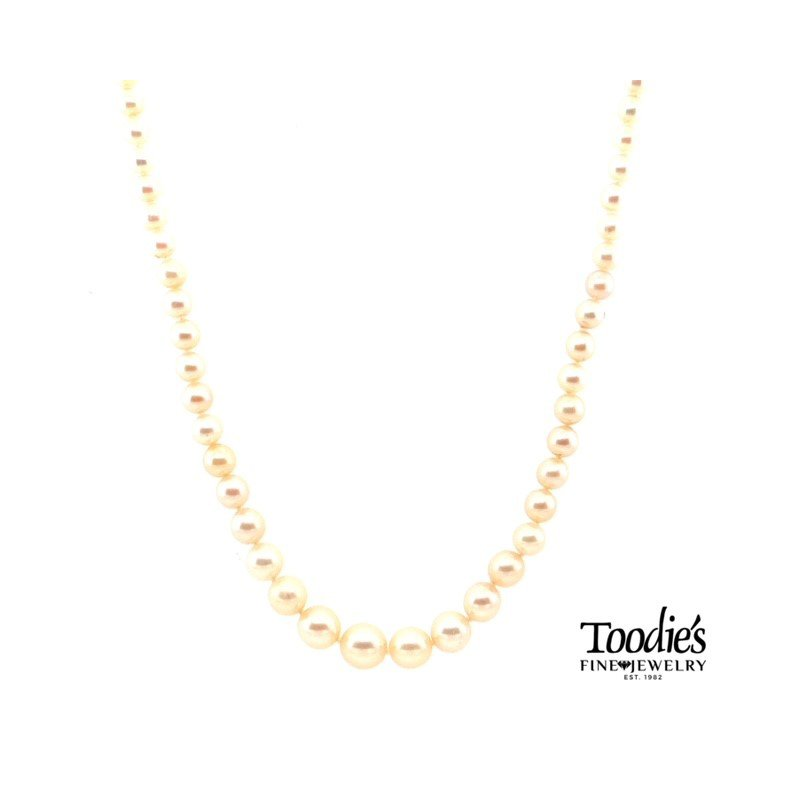 Toodie's Signature Fashion Pre-Loved Cultured Pearl Necklace