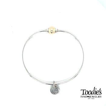 Gold Cape Cod Bracelet