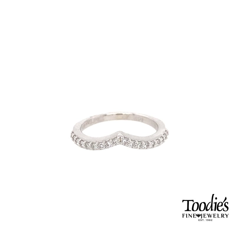 "Toodie's Signature Fashion Diamond ""V"" Band"