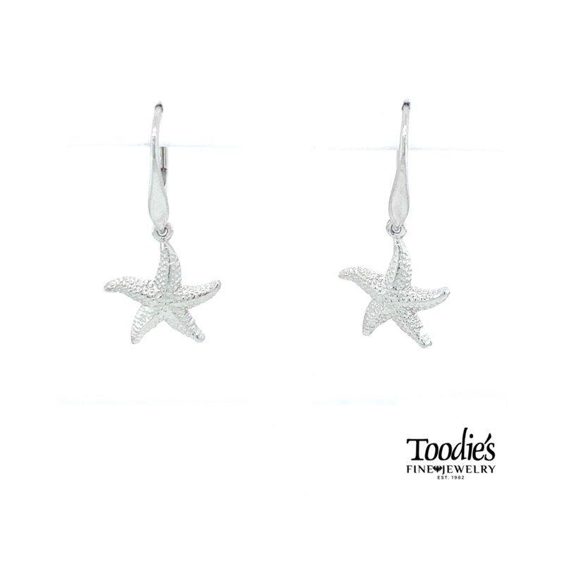 Toodie's Signature Fashion Starfish Earrings